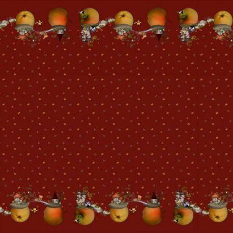 Jersey bordure apple house bordeaux