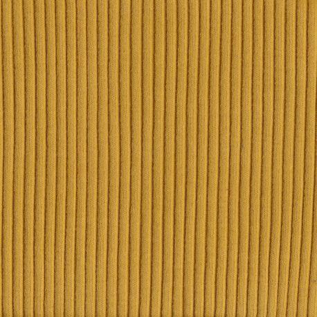Bord-côte grosses côtes moutarde