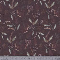 Coton bio azania chocolat