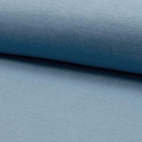Bord-côte bleu acier