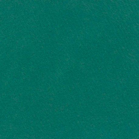 Feutrine vert jade