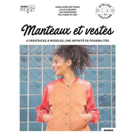 Manteaux et vestes - 4 créatrices 8 modèles