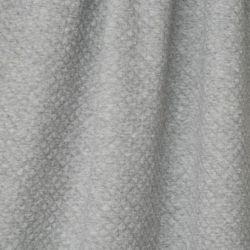 Matelassé bio gris chiné