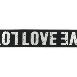 Élastique love noir