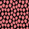 Sweat sweet strawberry glitter noir