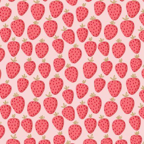 Sweat sweet strawberry glitter