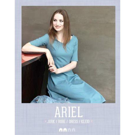 Patron robe Ariel