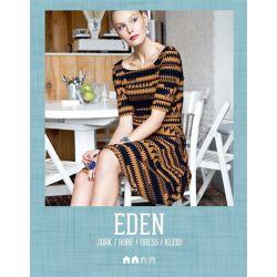 Patron robe Eden