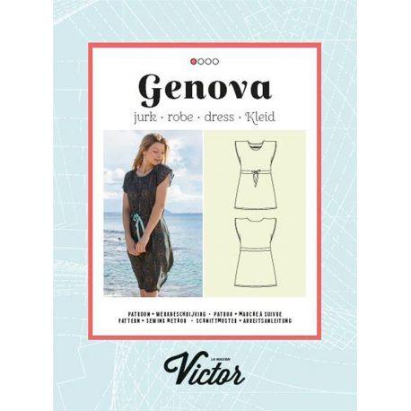 Patron robe Genova