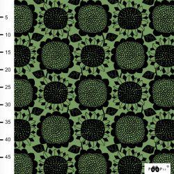 Sweat bio sunflower vert forêt