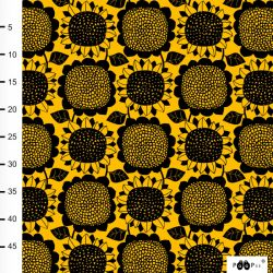 Sweat bio sunflower jaune soleil