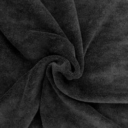 Microéponge de tencel noire