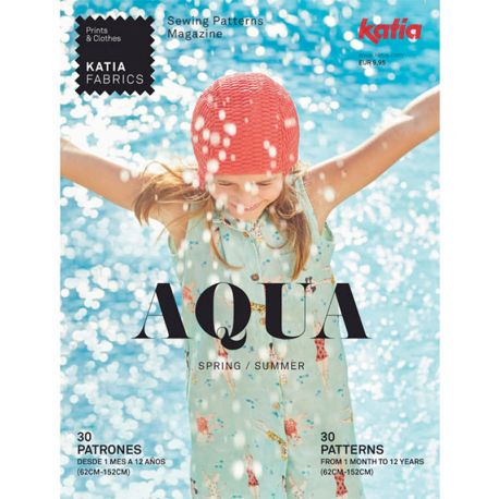 Catalogue Katia AQUA - printemps/été 2020