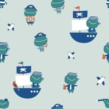 Jersey frog pirates