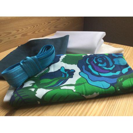Kit Éternité bio roza bleu