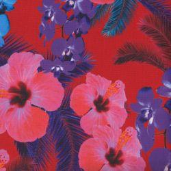 Lycra floral evoke