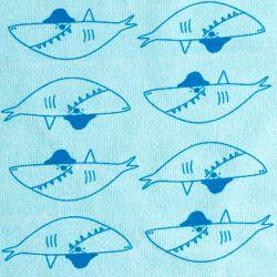 Sweat big shark