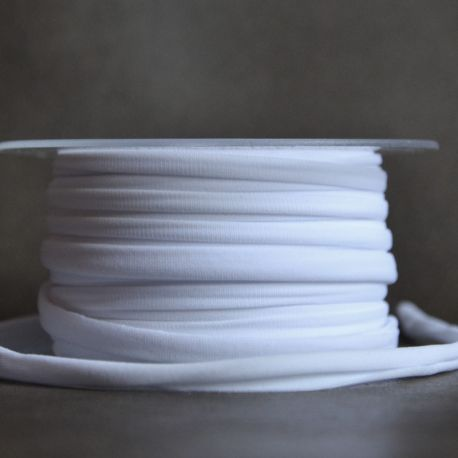 Spaghetti lycra blanc