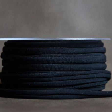 Spaghetti lycra noir