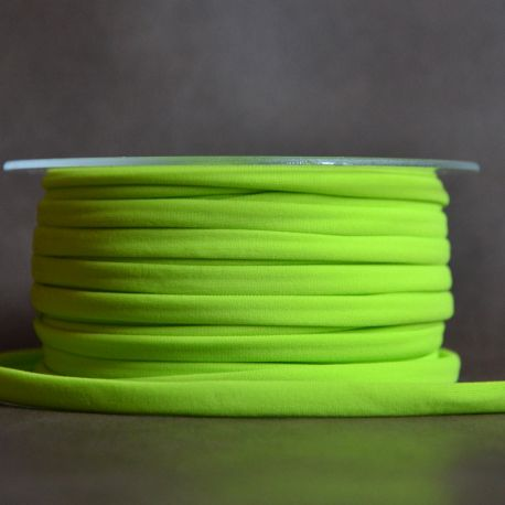 Spaghetti lycra lime