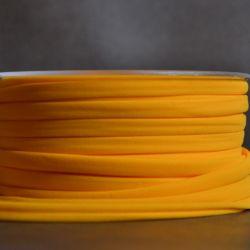 Spaghetti lycra jaune