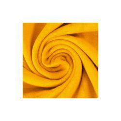 Jersey bio stretch ocre jaune
