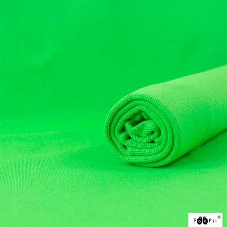 Bord-côte bio vert
