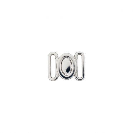 Boucle bikini métal ovale