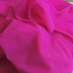 Tulle stretch fuchsia