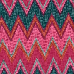 Lycra zigzag