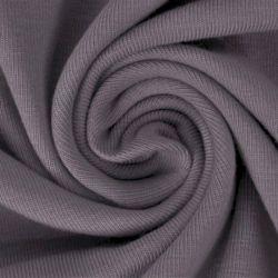 Jersey bio stretch gris foncé