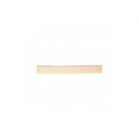 Élastique bretelles 10 mm nude satiné