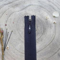Zip invisible Atelier Brunette 20 cm éclipse