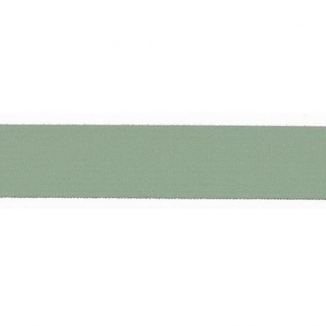 Biais élastique préplié mat -20mm