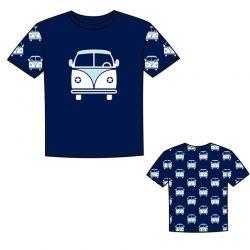Jersey panneau minivan marine