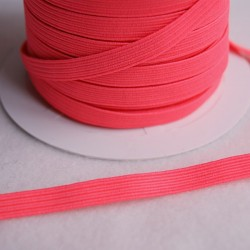Élastique 8 mm fluo rose