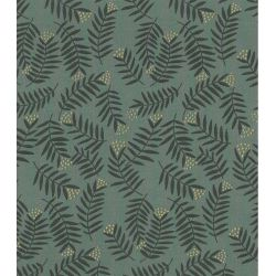Viscose rameaux smoke green