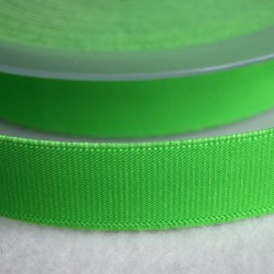 Élastique 25 mm vert fluo