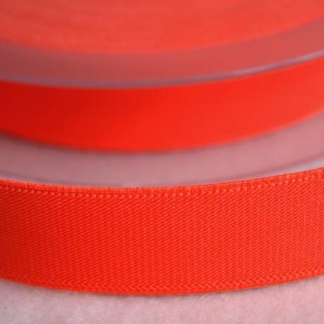 Élastique ceinture orange fluo
