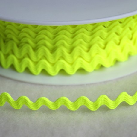 Croquet jaune fluo