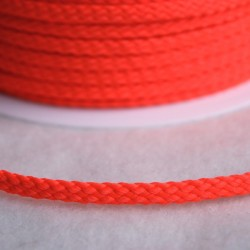 Cordon orange fluo