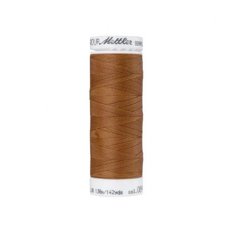 Fil Seraflex Mettler marron-0899