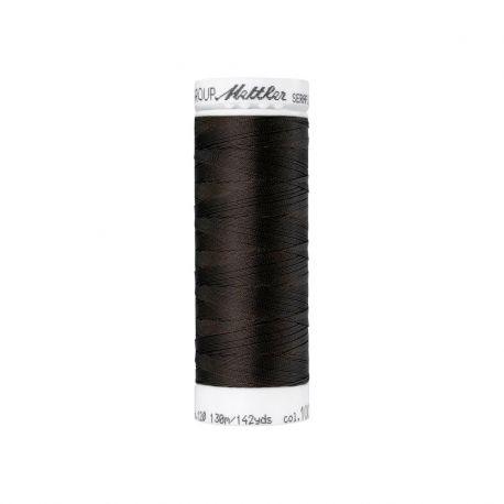 Fil Seraflex Mettler chocolat noir-1002