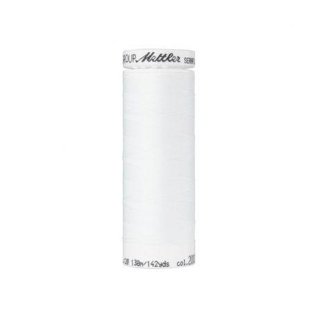 Fil Seraflex Mettler blanc-2000