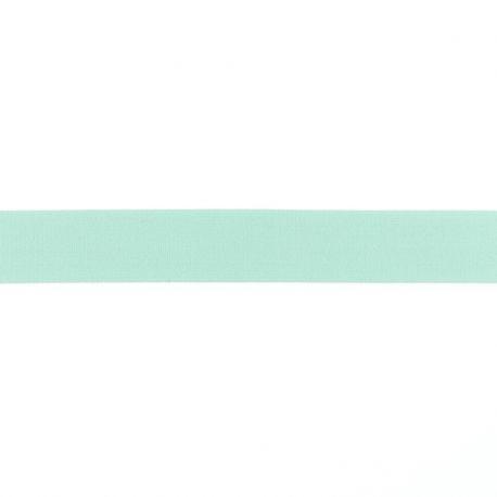 Élastique shorty uni mint- 25mm