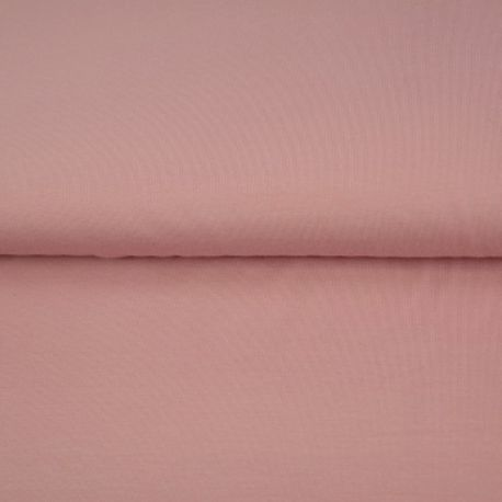 Jersey de bambou vieux rose