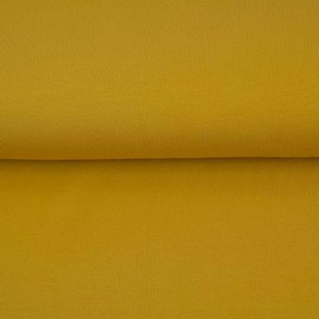 Jersey de bambou moutarde