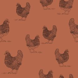 Sweat molletonné chiken