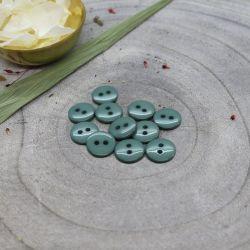Bouton Atelier Brunette classic shine 12 mm cactus
