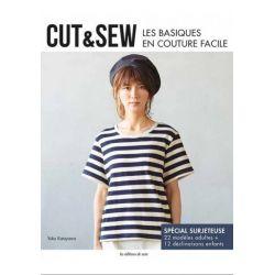 Cut & sew les basiques en couture facile